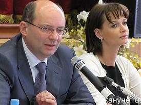 Александр Мишарин Светлана Хоркина|Фото:Накануне.RU
