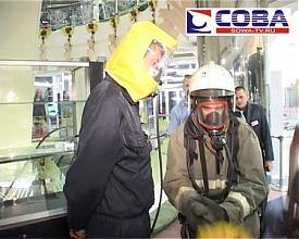 Масштабные учения были проведены в ТРЦ Алатырь|Фото:sowa-tv.ru