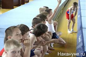 дети гимнасты спорт|Фото:Накануне.RU