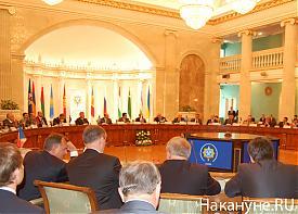 28 заседание руководителей спецлужб СНГ в Екатеринбурге|Фото: Накануне.RU