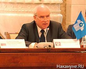 руководитель исполнительного комитета снг сергей лебедев|Фото: Накануне.RU