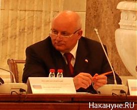 Алексей Федорович Кузюра начальник управления международного сотрудничества  ФСБ|Фото: Накануне.RU