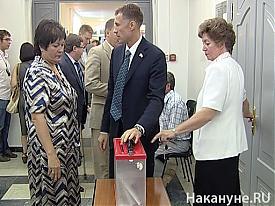 Екатеринбургская городская дума, голосование|Фото: Накануне.RU