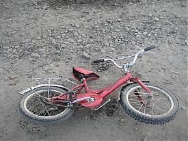 дтп велосипед камаз ребенок тавда|УГИБДД Свердловской области