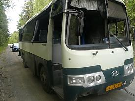 дтп автобус|Фото:ГИБДД Кушвы