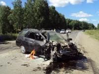 дтп сысерть автомобиль Фото:УГИБДД Свердловской области