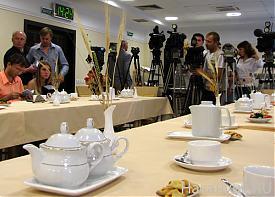 резиденция уральского полпредства вид чаепитие с Винниченко|Фото: Накануне.RU