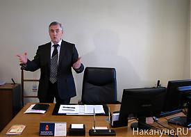 руководитель департамента внутренней политики уральского полпредства Яков Силин|Фото: Накануне.RU