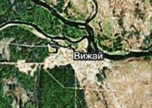 вижай карта Фото: maps.yandex.ru