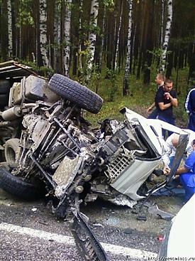 авария грузовик дтп|Фото:newsmiass.ru