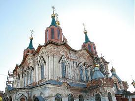 Далматовский монастырь|Фото:admobl.kurgan.ru