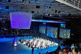 олимпиада церемония открытие дворец|
