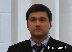 и.о. министра экономики и труда Свердловской области Виталий Недельский|Фото: Накануне.RU