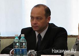 Первый заместитель руководителя администрации губернатора Свердловской области Сергей Пересторонин|Фото: Накануне.RU