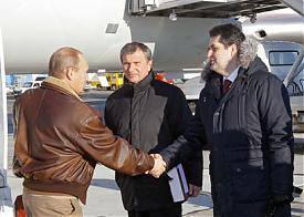 владимир путин николай винниченко|Фото: premier.gov.ru