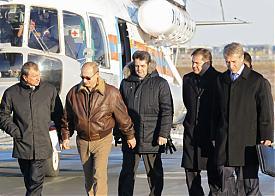 игорь сечин владимир путин николай винниченко юрхаровское газоконденсатное месторождение|Фото: premier.gov.ru