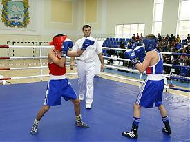 бокс Фото:kurganobl.ru