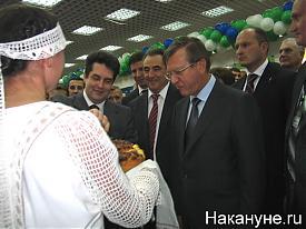 вице-премьер  Виктор Зубков, межрегиональная  аграрная выставка|Фото:Накануне.RU