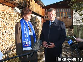 вице-премьер РФ Виктор Зубков, перепись|Фото:Накануне.RU