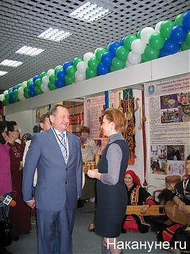 губернатор Тюменской области Наталья Комарова, межрегиональная  аграрная выставка|Фото:Накануне.RU