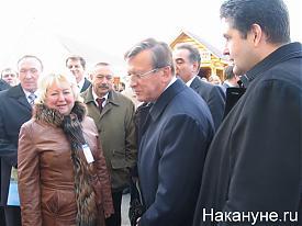 вице-премьер РФ Виктор Зубков, межрегиональная  аграрная выставка|Фото:Накануне.RU