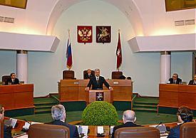 Собянин мосгордума|Фото:interfax.ru