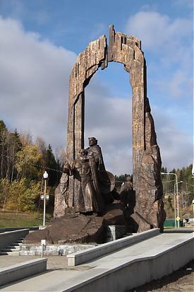 памятник ханты-мансийск|