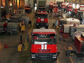 пожарные машины|Фото:kurganobl.ru