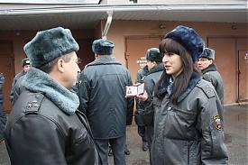 милиция милиционеры форма|Фото:УВД ХМАО