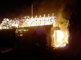 Дом для приема почетных гостей музей-заповедник Верхотурье пожар|Фото:mkso.ru