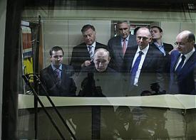 Владимир Путин уральские локомотивы|Фото: premier.gov.ru