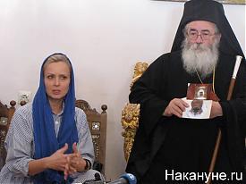 синай монастырь святой екатерины Инна Мишарина-Андреева|Фото:Накануне.RU