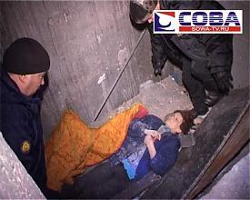 новостройка лифтовая шахта женщина падение|Фото:sowa-tv.ru