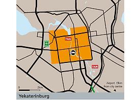екатеринбург предполагаемая фанзона|Фото: