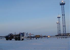 Газпромнефть-Ноябрьскнефтегаз скважина месторождение Фото: Газпромнефть-Ноябрьскнефтегаз
