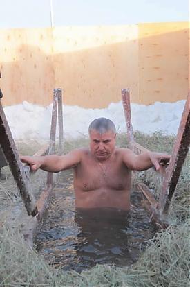 сондыков купель иордань крещение|