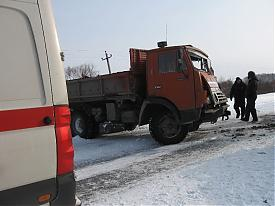 дтп грузовик газель камаз|Фото:ugibddso.ru
