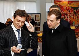президент россии дмитрий медведев магазин|Фото: kremlin.ru