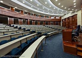 аудитория МГИМО студенты вуз|Фото: sergeydolya.livejournal.com