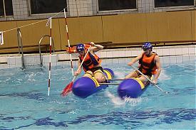 катамаран бассейн уралмаш соревнование турист водник|