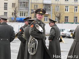 парад победы оркестр тренировка военные инструменты музыкальные|Фото:Накануне.RU