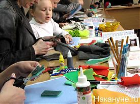 тактильная книга мастер-класс дети слепые библиотека|Фото:Накануне.RU