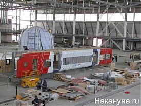 иннопром синара ласточка уральские локомотивы макет электропоезд сочи|Фото:Накануне.RU