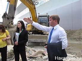 Михаил Максимов министр развития и инвестиций (экономики) Свердловской области|Фото:Накануне.RU