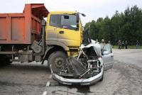 дтп грузовик внедорожник гибдд|Фото:.ugibddso.ru
