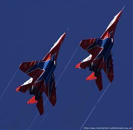 стрижи пилотажная группа|Фото:liveinternet.ru