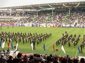 открытие центрального стадиона|Фото:nakanune.ru