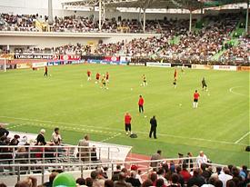 открытие центрального стадиона Фото: