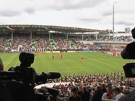 открытие центрального стадиона Фото:nakanune.ru