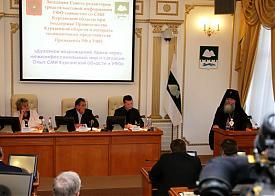 николаева татьяна, богомолов олег, сметанюк сергей, владыка константин|Фото: uralfo.ru